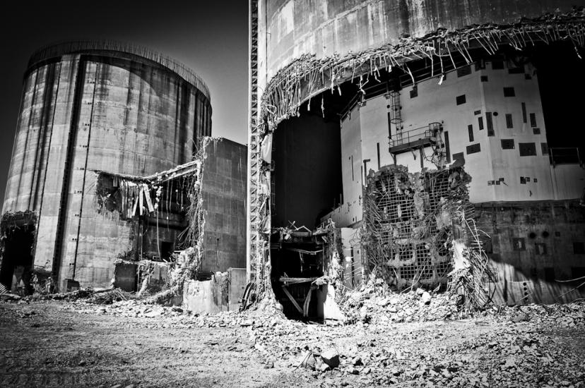 Abandoned Nuclear Project: Marble Hill, Indiana