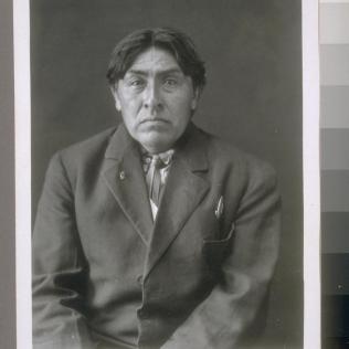 Ishi, Sept 1911