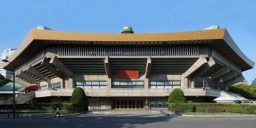Nippon Budokan by Wiiii