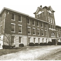 Morristown College Laura Yard Hill Hall administration building