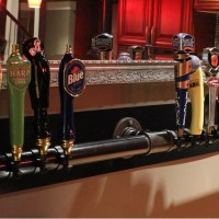 How to Build a Beer Tap Display - DIY Home Bar