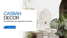 Casbah decor ideas and inspirations