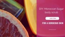 moroccan sugar body scrub