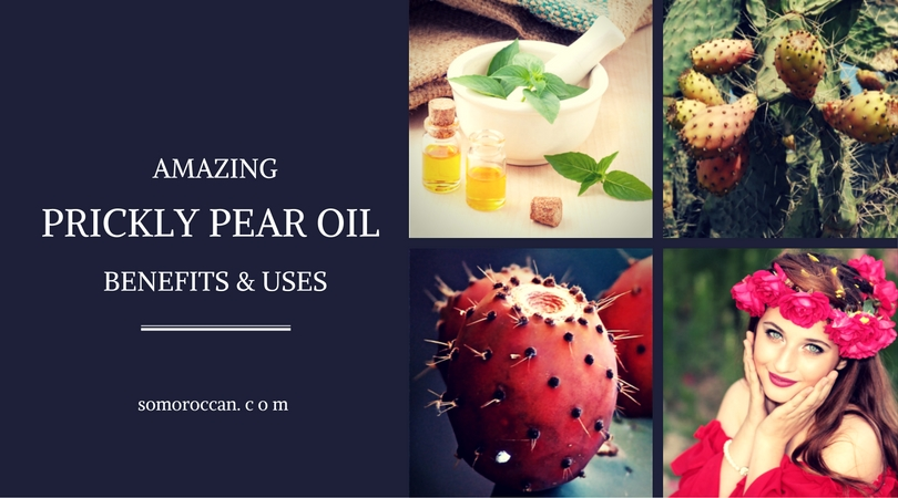 Prickly Pear Oil:  Amazing Benefits of the Rare Expensive extract