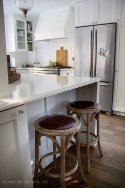 Flossy Renovation Counters Bbq Islands Planning Counters Islands Counters Island Configuration Kitchen Renovation Kitchen Planning Island Butcher Block Counters