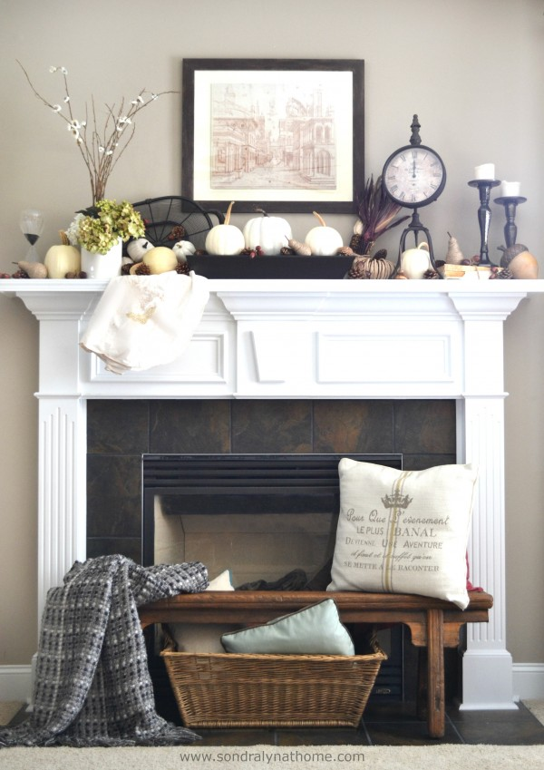 5 Reasons To Decorate In Front Of Your Fireplace Sondra