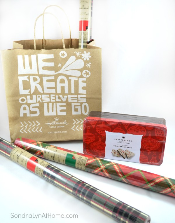 Crafting with Hallmark from Sondra Lyn at Home
