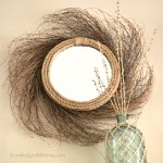 Coastal Sunburst Mirror