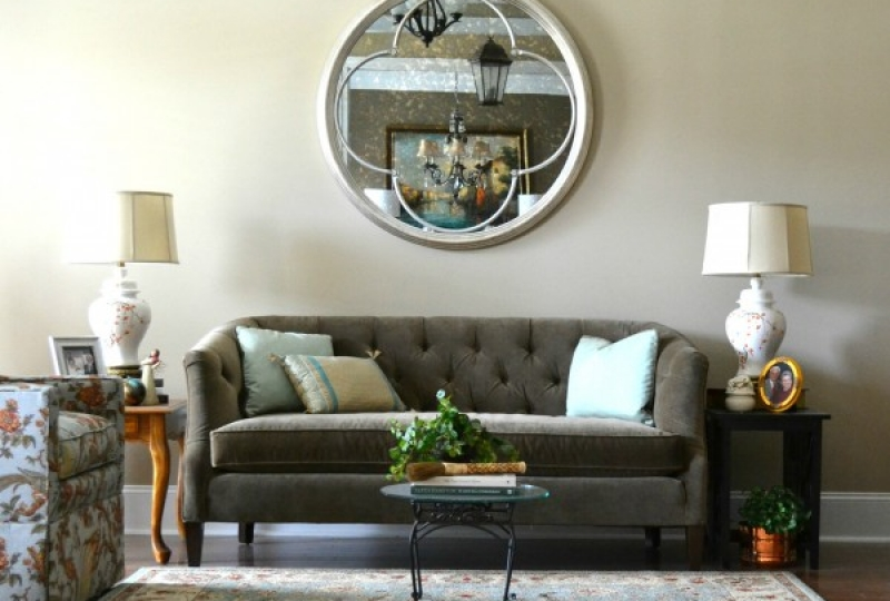 House Tour – Sitting Room – Sondra Lyn at Home