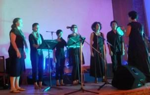 2013'VIII. KJC Chorus, dirigido por Sonia Megías. Foto 1