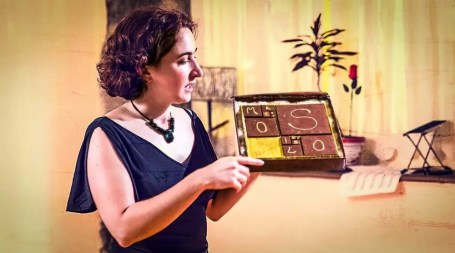 2014'V'9. VI MONO+GRAPHIC. Sonia Megías en 'Sigiloso Marte'