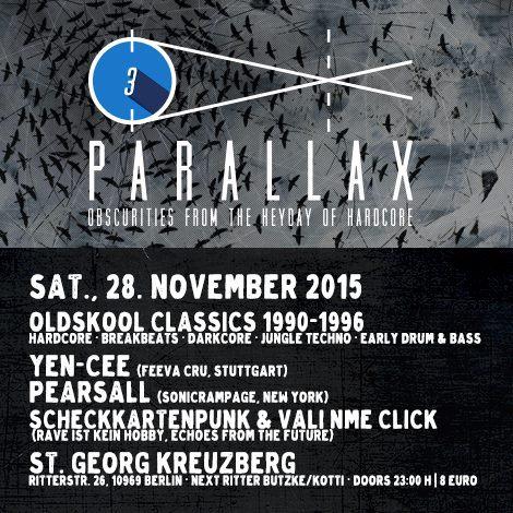 Parallax #3 St Georg Kreuzberg