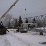 Communication Tower Erection