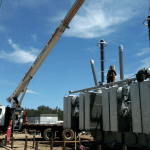 Dressing Transformer Substation
