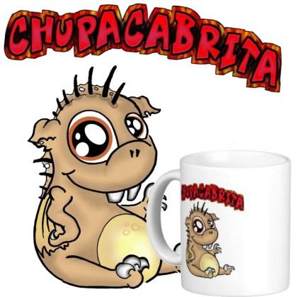 chupacabrita-mug