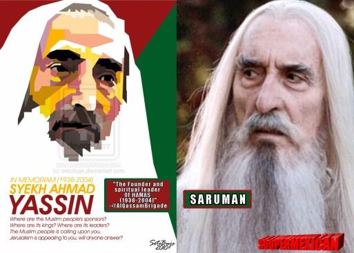 SYEKH-AHMAD-YASSIN-SARUMAN