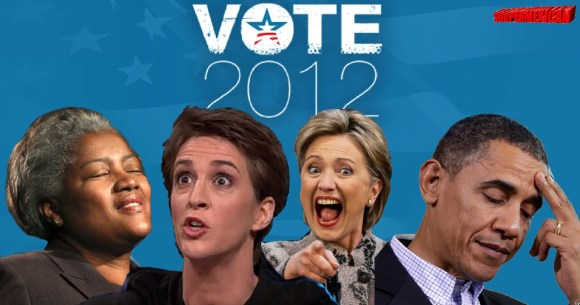 Liberals-vote-obama-brazille-hillary-maddow-1
