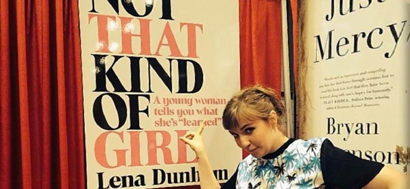 lena dunham not that kind of girl
