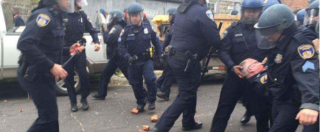 baltimore police down