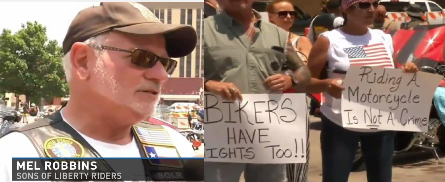 waco biker protest