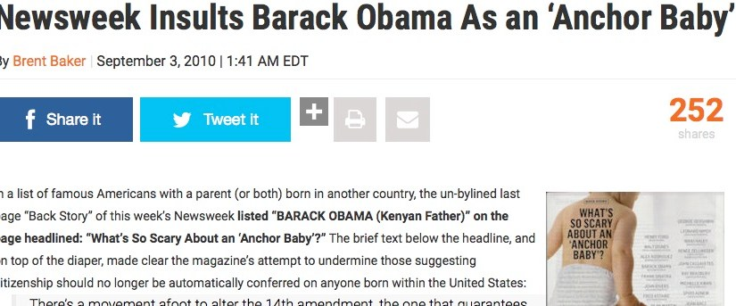 obama anchor baby