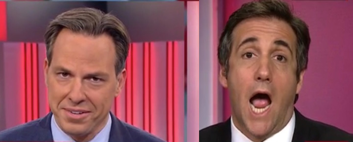 jake tapper mike cohen