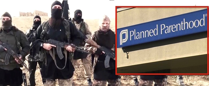 isis planned parenthood