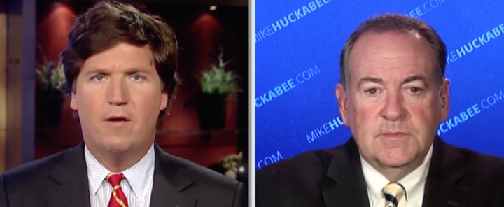 tucker carlson mike huckabee 01