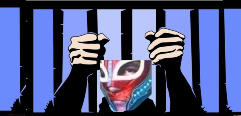 sooper behind bars