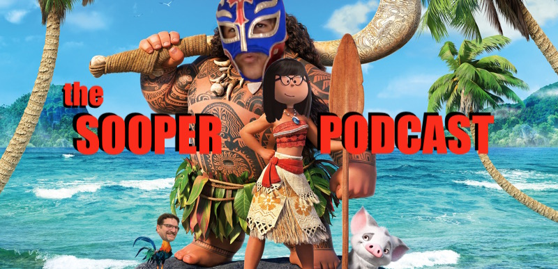 SOOPERPODCAST MOANA COVER
