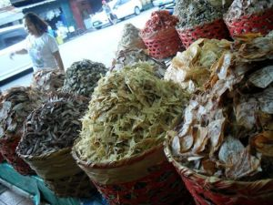 Dried Fish Overload