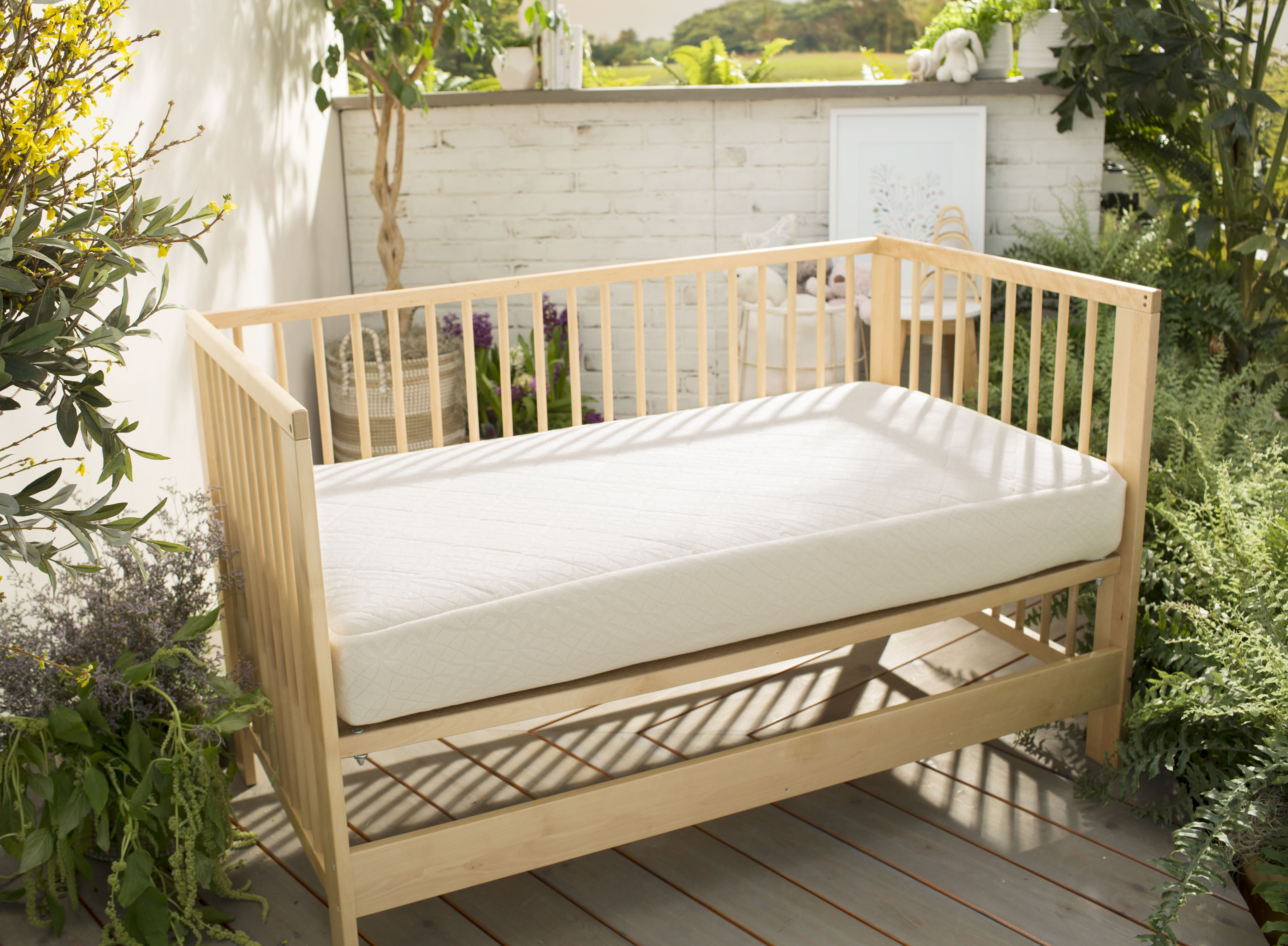 Fullsize Of Breathable Crib Mattress