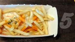 Small Of Nacho Fries Box