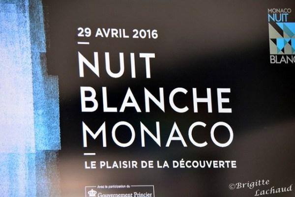 MONACO FAIT SA PREMIERE NUIT BLANCHE D'ART CONTEMPORAIN