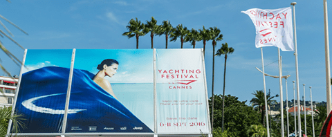 CANNES - YACHTING FESTIVAL 2016