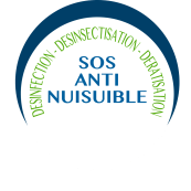 logo bleu et verts