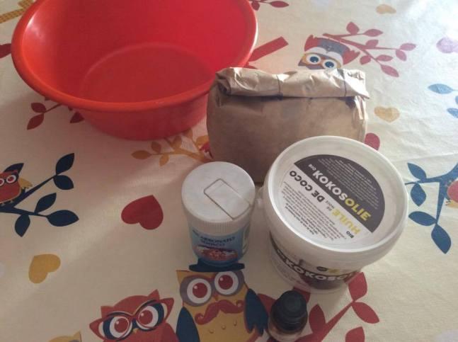ingredientes desodorente casero