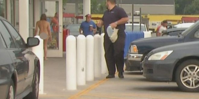 Naked Woman Walks Into South Jersey Wawa Full of Customers