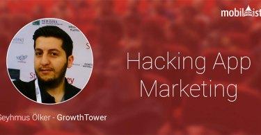 Hacking App Marketing Mobilistanbul Şeyhmus Ölker