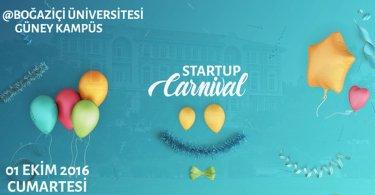 Startup Carnival Girişimci Etkinliği