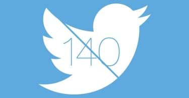 Twitter 140 Karakter