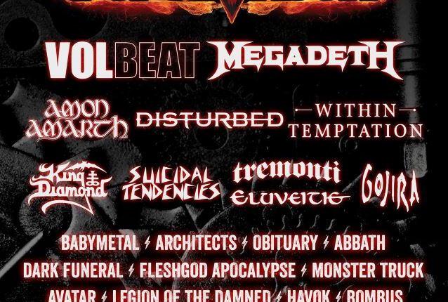 Video: ABBATH Performs At FORTAROCK Festival