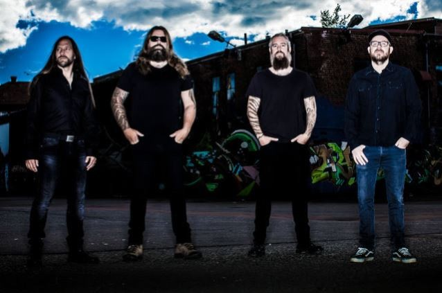 IN FLAMES: First Trailer For 'Sounds From The Heart Of Gothenburg' Concert DVD