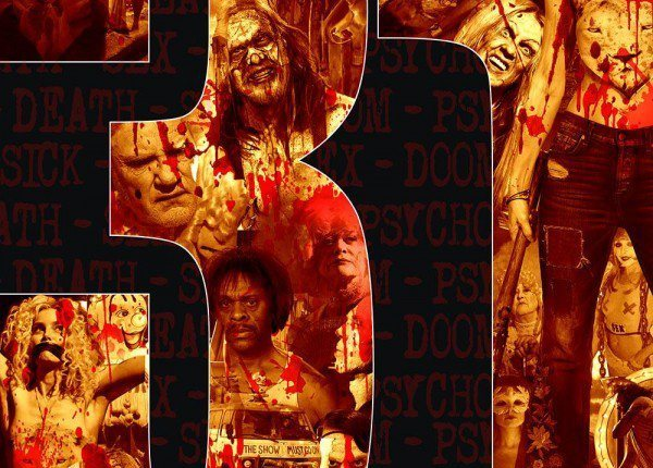 ROB ZOMBIE Unleashes Bloody New Trailer For '31' Movie