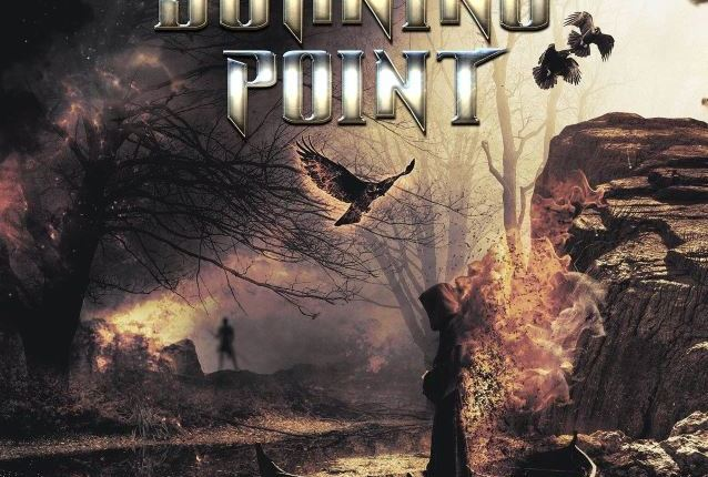 BURNING POINT Featuring Ex-BATTLE BEAST Singer NITTE VALO: 'The King Is Dead, Long Live The King' Video