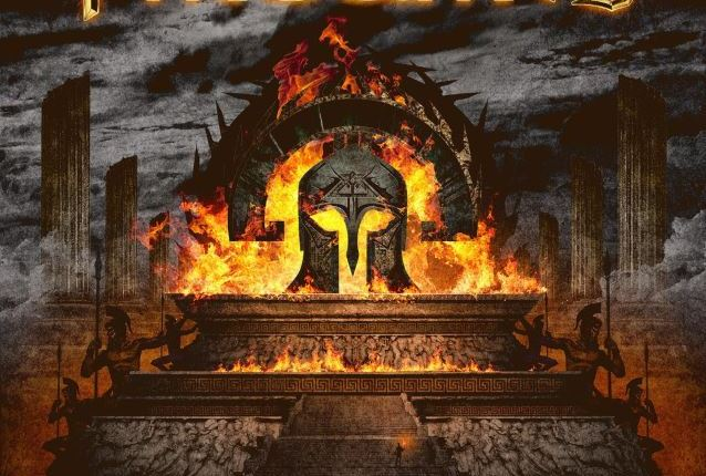 Listen To New FIREWIND Song 'Hands Of Time'