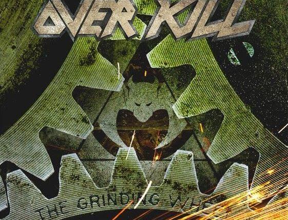 OVERKILL: Second Trailer For 'The Grinding Wheel' Album