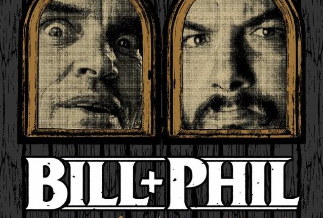 PHILIP ANSELMO And Horror Icon BILL MOSELEY: Listen To Entire 'Songs Of Darkness And Despair' Record