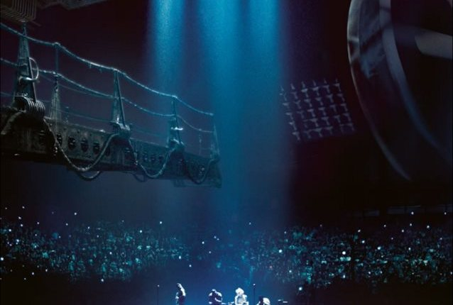 RAMMSTEIN To Release 'Paris' DVD, Blu-Ray; First Trailer Available