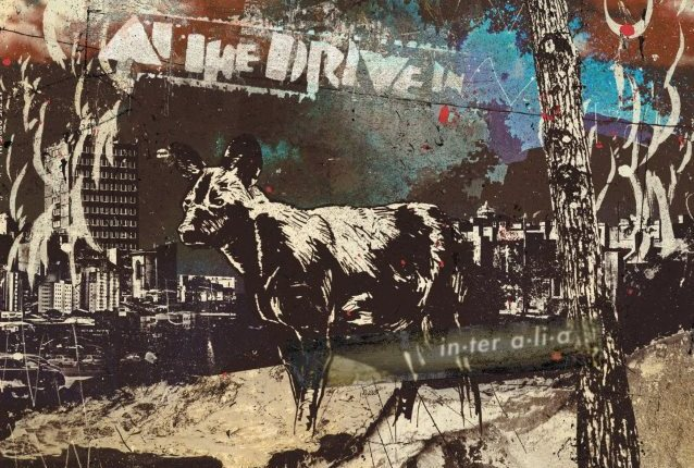 AT THE DRIVE IN To Release First Album In 17 Years, 'Inter Alia'